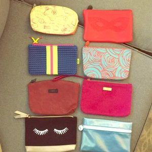 Ipsy Bag Bundle - 8 bags